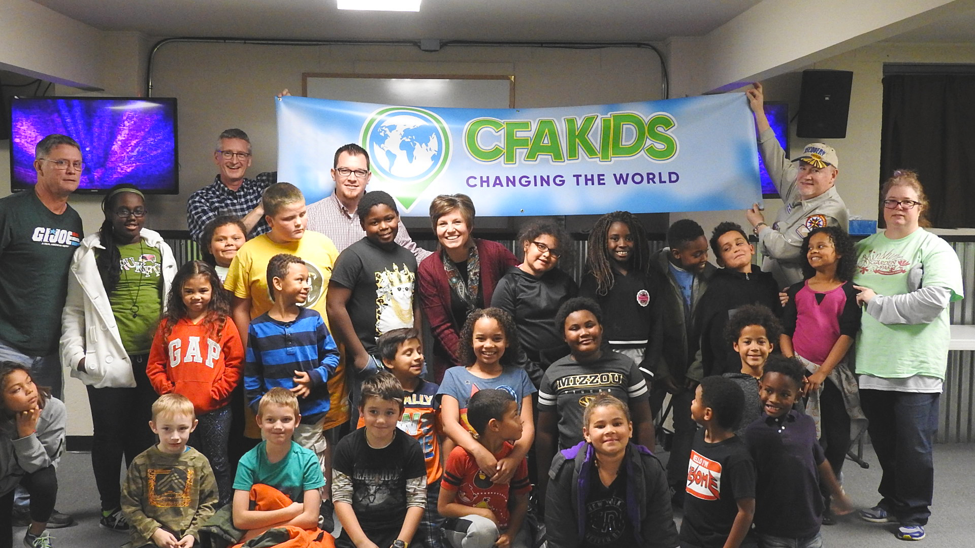 CFA Kids Group Image