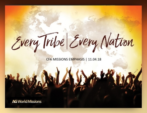 Every Tribe, Every Nation
