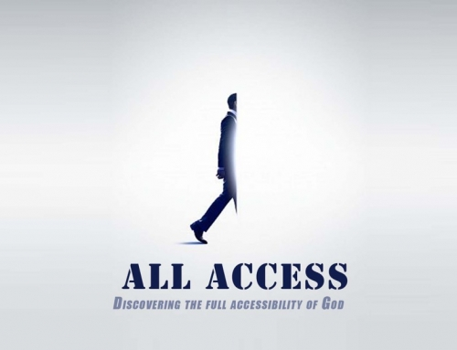 All Access: Discovering the Full Accessibility of God – Guest Speaker Logan Miller