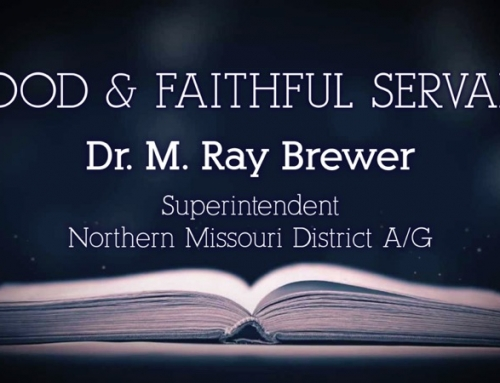 """Good & Faithful Servant"" Pastor Ray Brewer"