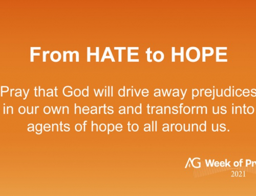 From Hate to Hope
