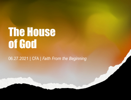 The House of God – Pastor Tracy Cook